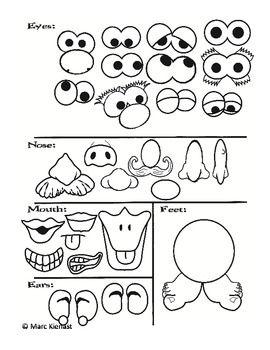 Potato heads and Potatoes on Pinterest