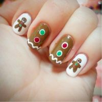 Best 20+ Easy Christmas Nail Art ideas on Pinterest | Easy ...