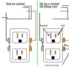 7 Jaw Meter Socket Wiring Diagram Craftsman Riding Lawn Mower Ignition Switch Switched | Electrical Pinterest