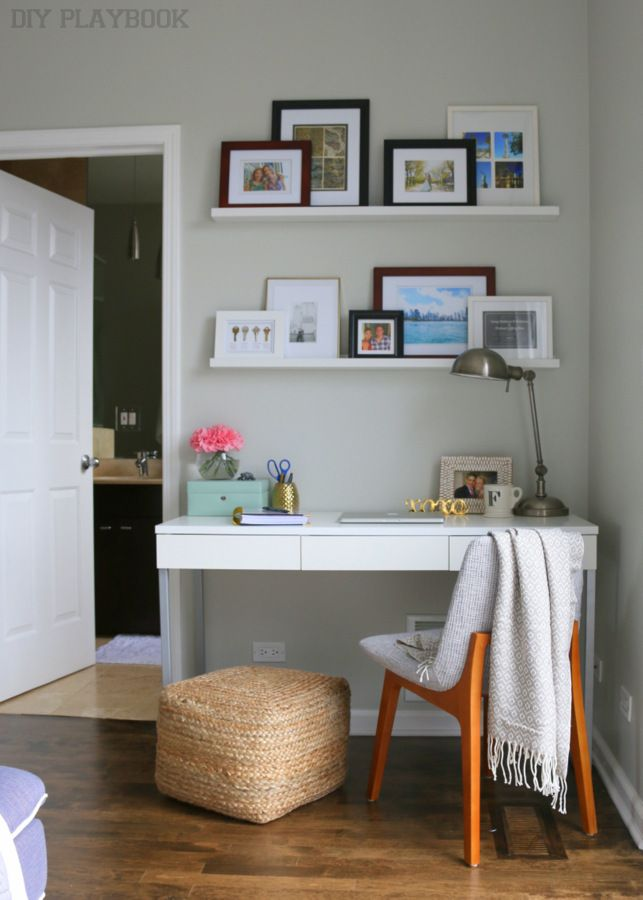 25+ best ideas about Living Room Desk on Pinterest