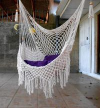 Swing chair Macrame special by HangandSwing on Etsy ...