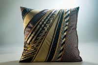25+ best ideas about Tie Pillows on Pinterest | No sew ...