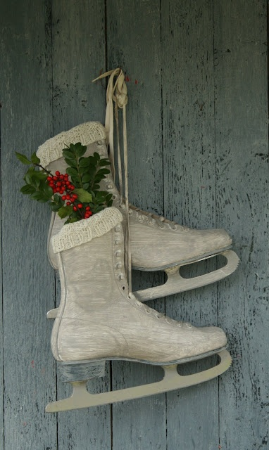 1000 Images About Ideals Christmas Ice Skates Decorations