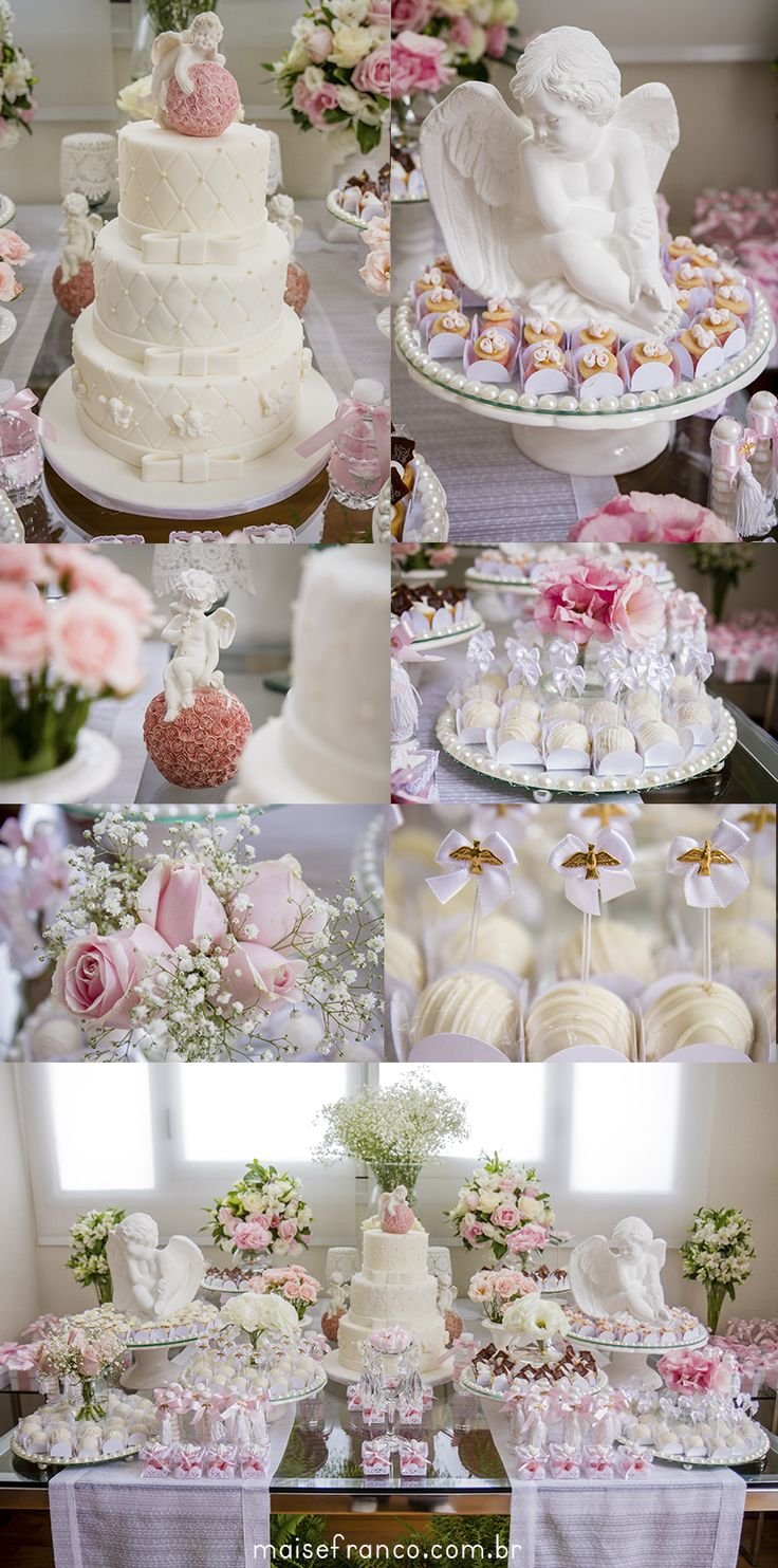 25 best ideas about Girl baptism decorations on Pinterest  Girl baptism Girl baptism party