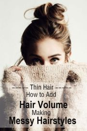 add hair volume thin