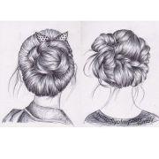 braid drawings
