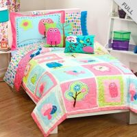 Owl Girl Bedding Set | For The Little Ones | Pinterest ...