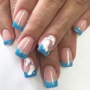 baby nail art ideas