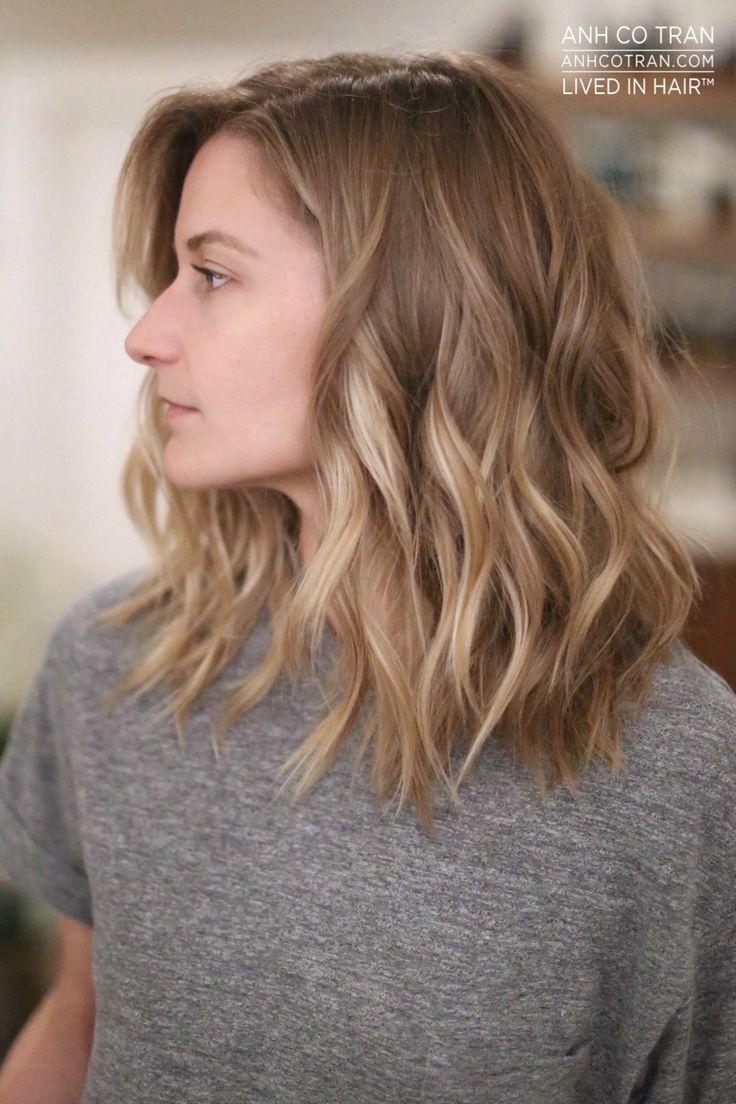 Best 25 Shoulder Length Waves ideas on Pinterest