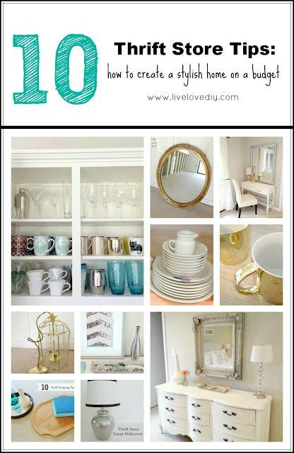 Top 10 Thrift Store Shoppin