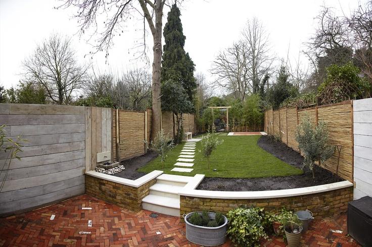 Split Level Garden Garden Pinterest Gardens And Level