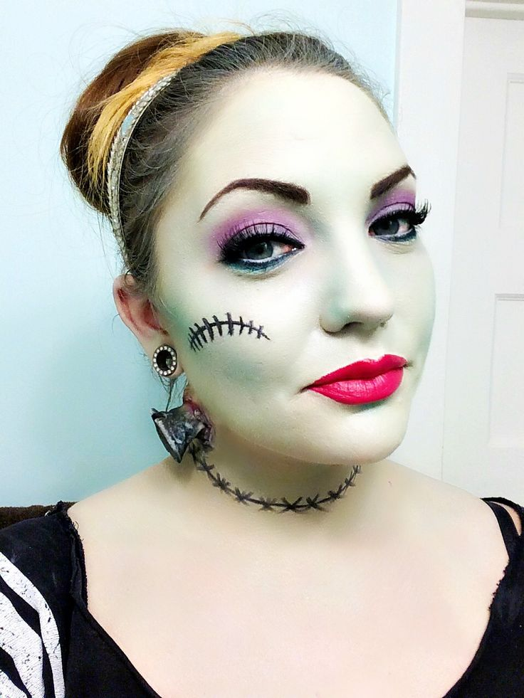 Face Painting Monster High Spectra