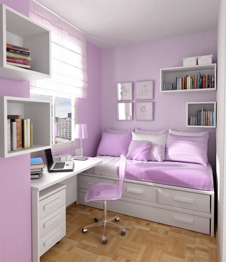 25+ best ideas about Small teen bedrooms on Pinterest