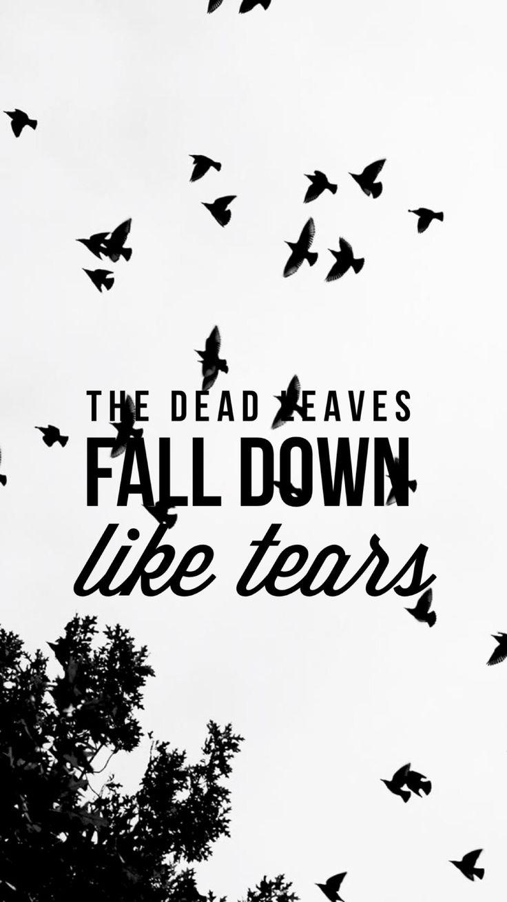 Fall Leaves Phone Wallpaper Art Resultado De Imagen Para Bts Dead Leaves Bts Pinterest