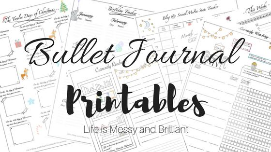 1000+ images about Bullet Journal Bliss on Pinterest