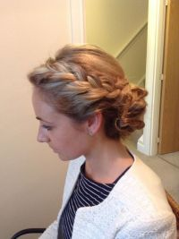 33 best images about Wedding Hair on Pinterest   Updo ...
