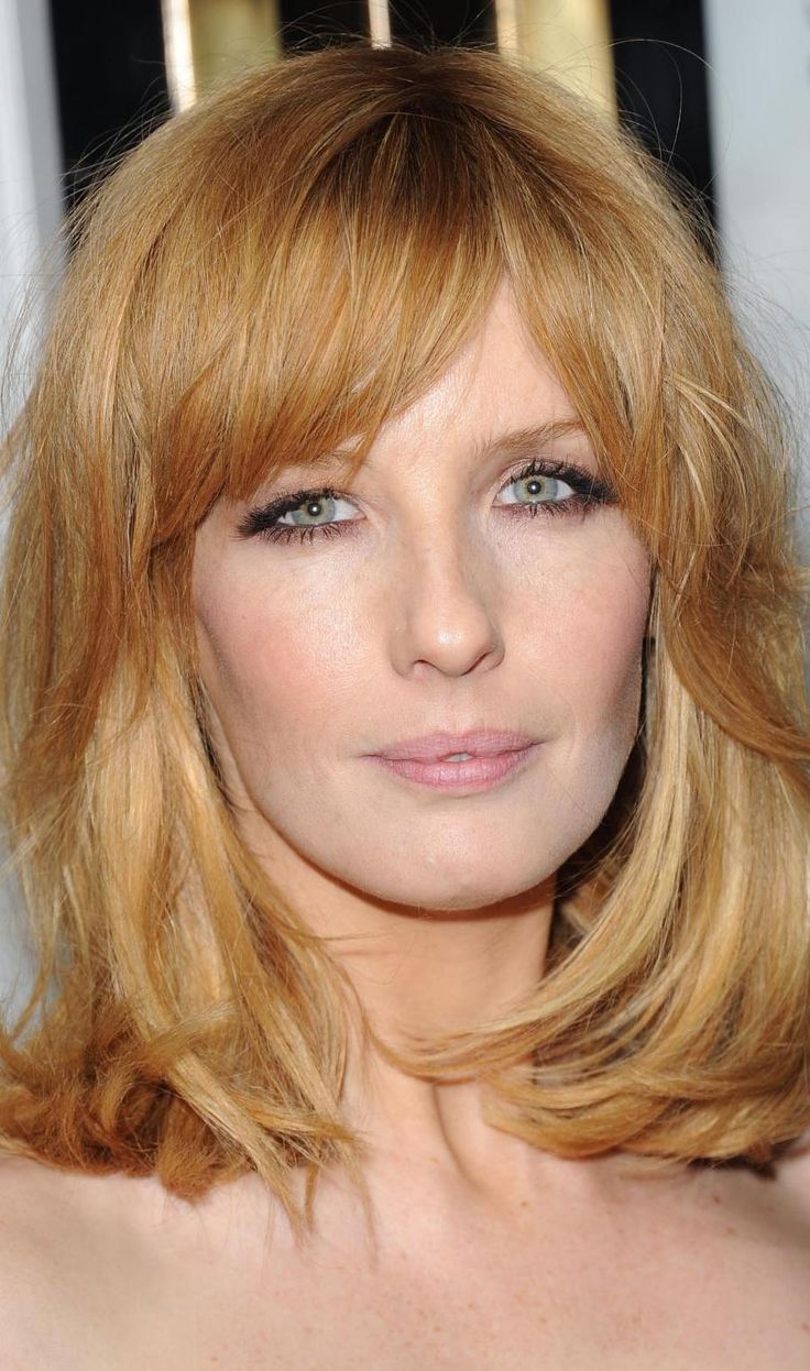 1000 Images About KELLY REILLY On Pinterest Long Wavy