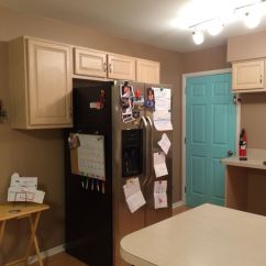 Home Depot Kitchen Remodel How To Make Cabinet Doors Remodel. Sherwin Williams Trusty Tan ...