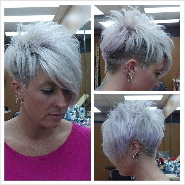 Die Besten 25 Kurz Asymmetrische Frisuren Ideen Auf Pinterest