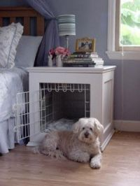 nightstand & dog bed! | home decor | Pinterest | Night ...