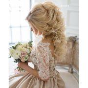 ideas blonde prom