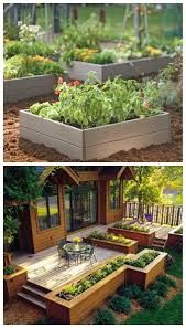 32 Best Images About Raised Garden Ideas On Pinterest Gardens