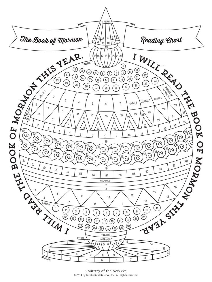 1000+ images about Book of Mormon reading charts on