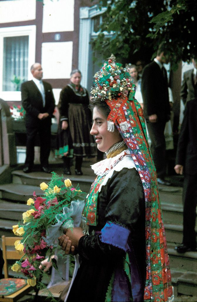 1000 images about Traditional costume of Hesse on Pinterest  Traditional Old couples and The