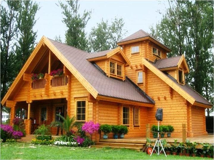 25 ide terbaik tentang Rumah kayu di Pinterest  Rumah