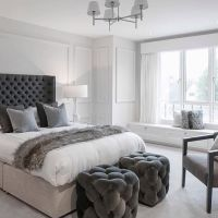 25+ best ideas about White grey bedrooms on Pinterest ...