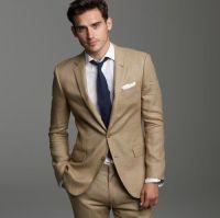 Best shirt/tie combination for khaki linen suit at ...