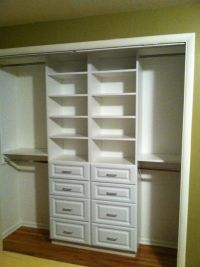 Best 25+ Small closet design ideas on Pinterest ...