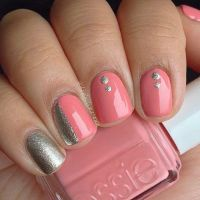 17 Best ideas about Simple Nail Designs on Pinterest