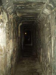 hallway castle hallways dungeon wales north deviantart door buildings ramble leicester source