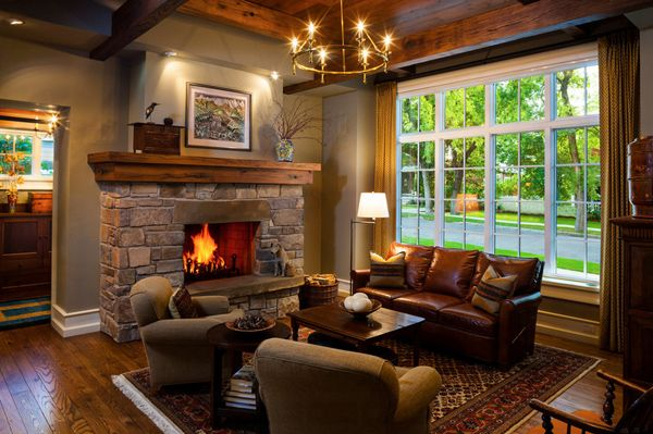 25+ Best Ideas About Warm Living Rooms On Pinterest