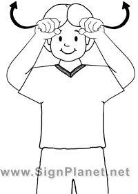 1000+ images about Deaf educ. AUSLAN (Sign Language) on