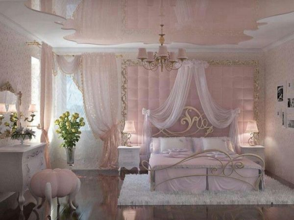 feminine adult bedroom pink Ethereal Pink Bedroom | Epiphany Home Rooms: Bedrooms | Pinterest | Beautiful, Pink bedrooms and