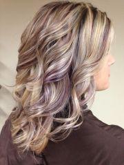 1000 ideas purple highlights