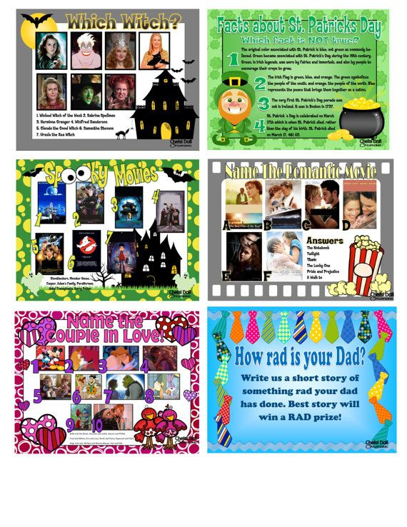 Printable Contests For Dental Offices By