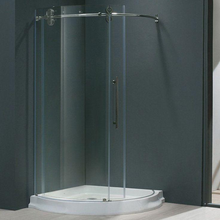 17 Best Ideas About Glass Shower Enclosures On Pinterest