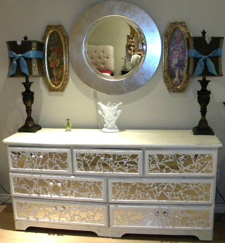 Broken glass drawers so cool diy craft ideas