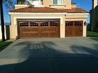 Mediterranean Garage Doors   Custom wood, Doors and Garage ...