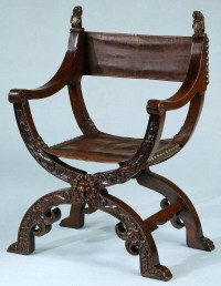 ancient roman chair | History of Furniture | Pinterest ...