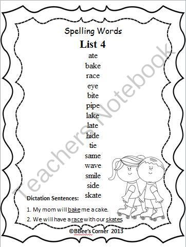 Alphabetical order, Vocabulary and The list on Pinterest