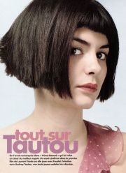 amelie hair inspiration