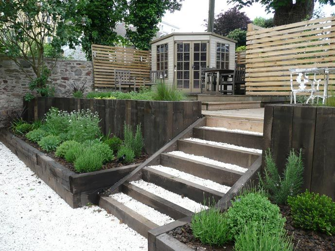 25 Best Ideas About Garden Steps On Pinterest Garden Stairs