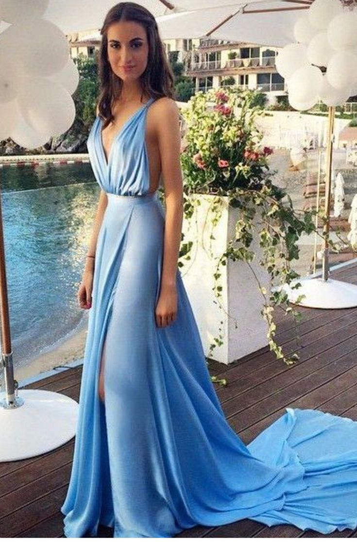 17 Best ideas about Blue Party Dress on Pinterest  Party