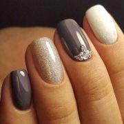 ideas brown nail