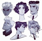 anime boy hairstyles ideas