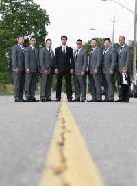 25+ best ideas about Groomsmen Grey Suits on Pinterest ...